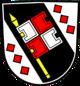Wappen: Gemeinde Schwarzach a. Main