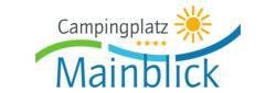 Logo: Campingplatz Mainblick in Schwarzach a. Main